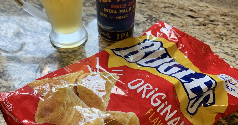 Day 17. Beer, Bugles & Homemade Ice Cream