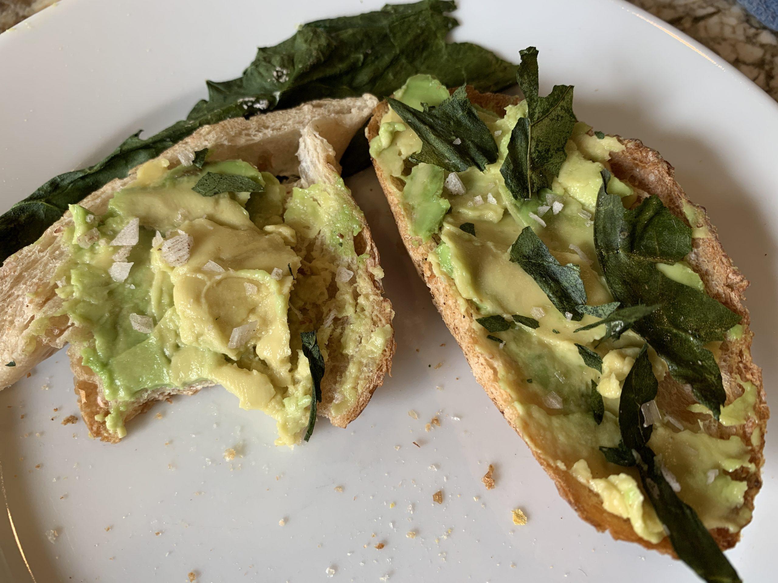 Day 22. Avocado Toast